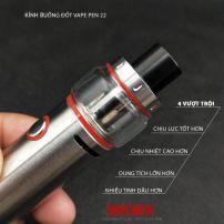 Thay Kính Đầu Đốt Vape Pen 22 Mẫu Mới 2020
